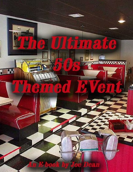 50's Theme Party Ideas