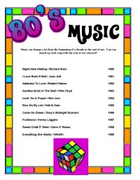 80 s eighties party ideas and supplies