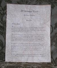 A Christmas Carol - Charles Dickens - Scrooge