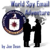 Spy Email Adventure