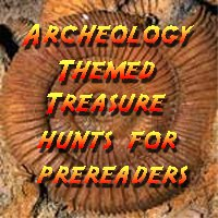 Archeology Prereader Puzzles