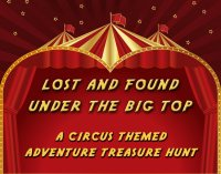 Circus Theme Treasure Hunt