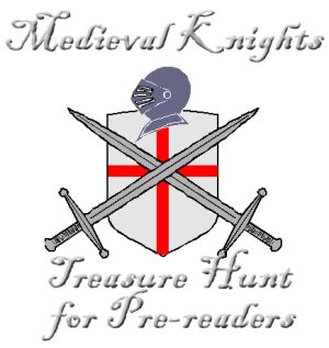 Knights Prereader Hunt