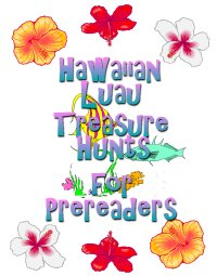 Hawaiian Prereader Treasure Hunt