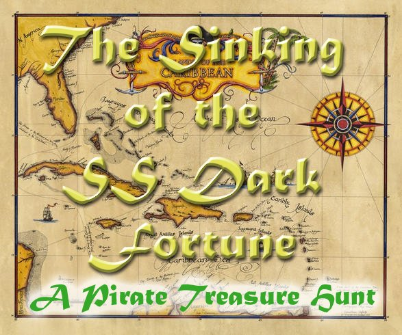 piratemapa ... Parrot Jack with parrots and a Deluxe children's pirate theme party.