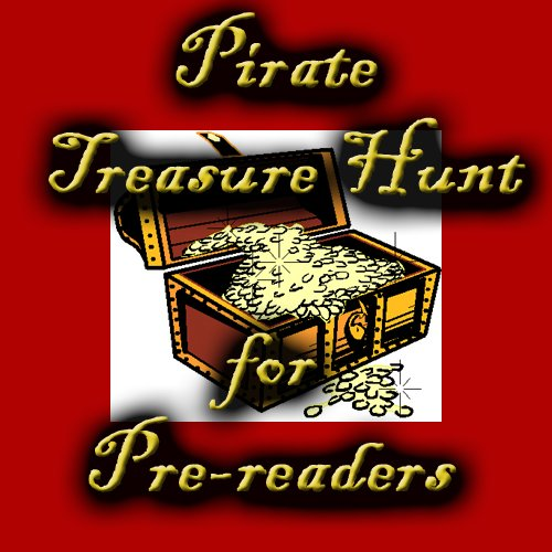 Pirate Prereader Hunt