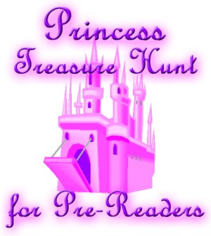 Princess Prereader Hunt