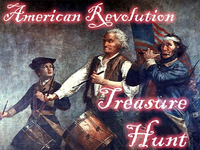 American Revolution Treasure Hunt