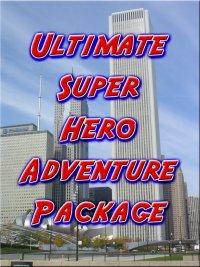 Super Hero Theme Party