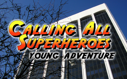 Superhero Young Adventure Party