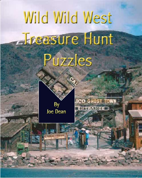 Western Treasure Hunt Puzzles