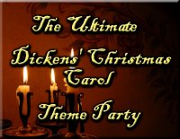 dickens christmas carol theme party ideas - What Is The Theme Of A Christmas Carol